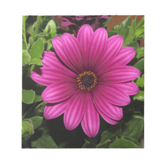 Purple Flower Notepad