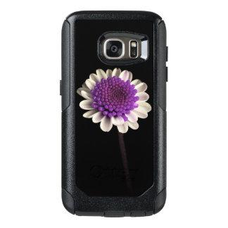 Purple Flower OtterBox Samsung Galaxy S7 Case