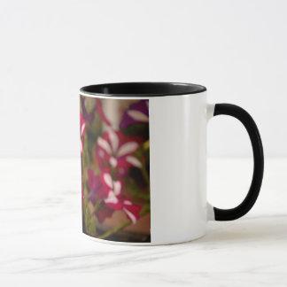 Purple Flower Power Mug