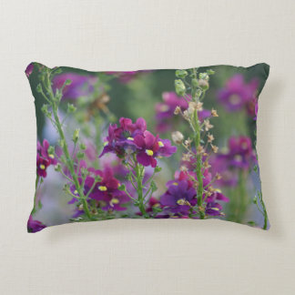 Purple Flower Relax Accent Pillow