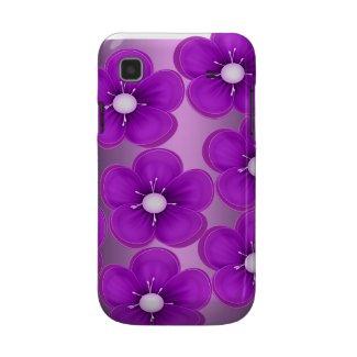 Purple Flower Samsung Galaxy S Case casematecase