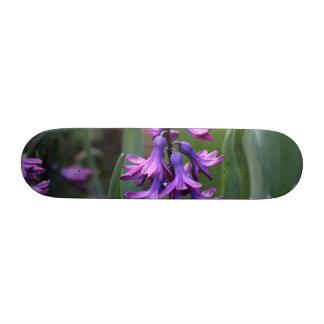 Purple Flower Skateboards