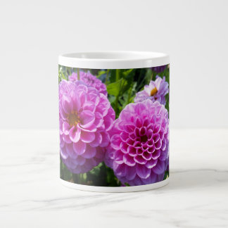 Purple Flower Extra Large Mugs