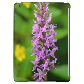Purple flower spotted orchid protected species iPad air covers
