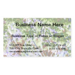 purple flower tree against sky  abstract invert business card templates