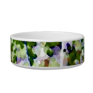 purple flower tree against sky  abstract invert pet bowls