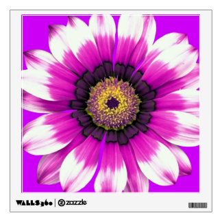 Purple Flower Wall Sticker