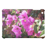 Purple Flowers Case For The iPad Mini