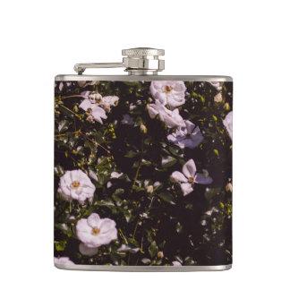 Purple Flowers, Floral Photography Flasks