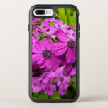 Purple Flowers from San Francisco OtterBox Symmetry iPhone 7 Plus Case