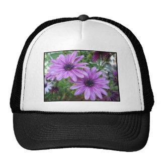 Purple Flowers Picture! Trucker Hat