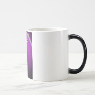 Purple Flute Picture Mug