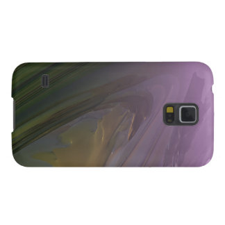 PURPLE FOG MOUNTAIN ROAD MANDELBULB 3D FRACTAL IMG CASE FOR GALAXY S5