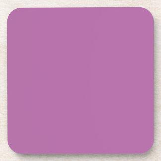 Purple For Always Drink Coasters