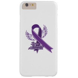 Purple For Drug Overdose Awareness Gift Barely There iPhone 6 Plus Case
