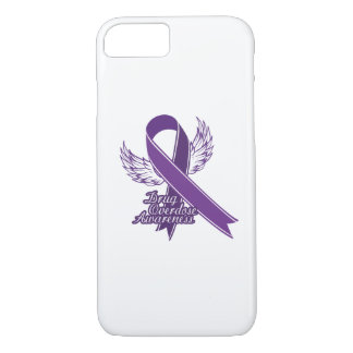 Purple For Drug Overdose Awareness Gift iPhone 8/7 Case