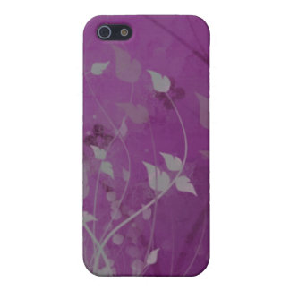 Purple Forest iPhone Case Cover For iPhone 5