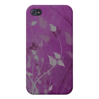 Purple Forest iPhone Case iPhone 4 Cases