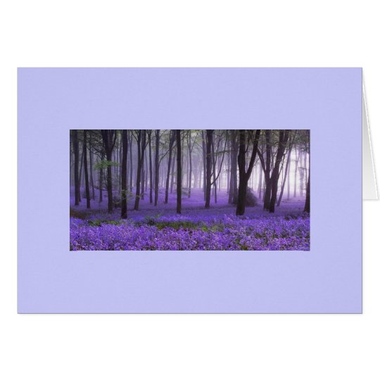 purple forest zensuality cards