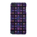 Purple Fractal Collage iPod Touch 5G Case