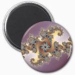 Purple - Fractal Magnet
