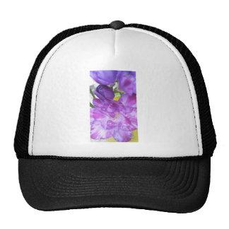 Purple Freesia Trucker Hat
