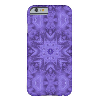 Purple Frost Barely There iPhone 6 Case