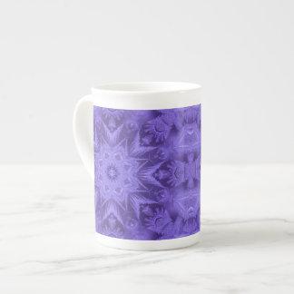 Purple Frost Expresso Mug Tea Cup