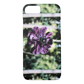 Purple Fugue iPhone plus case