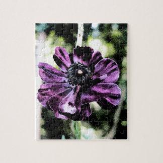 Purple Fugue Jigsaw Puzzle
