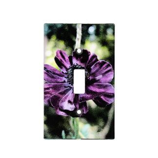 Purple Fugue Light Switch Cover PFUGUE