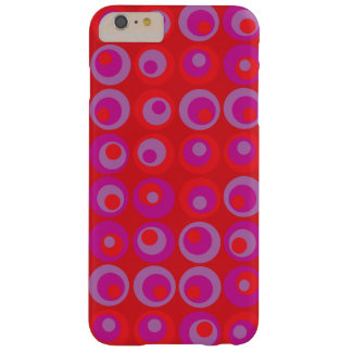 Purple Fun Barely There iPhone 6 Plus Case