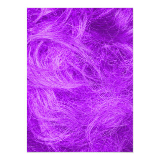 Purple Fur Card