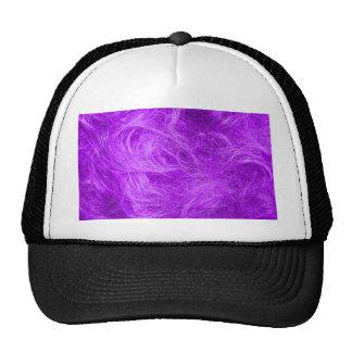 Purple Fur Trucker Hat