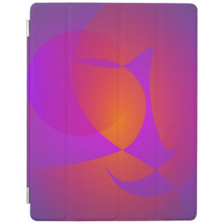 Purple Furnace iPad Cover