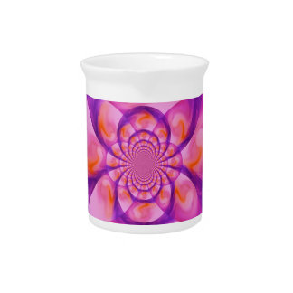 Purple Fusion Beverage Pitcher