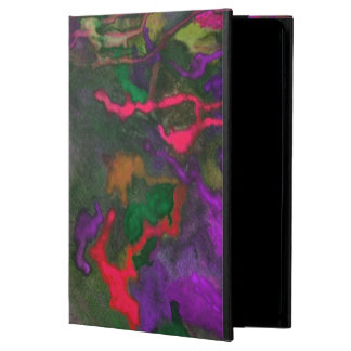 Purple Fusion Cover For iPad Air