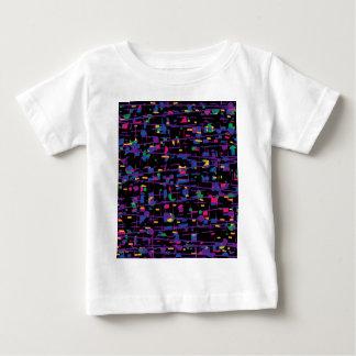 Purple galaxy baby T-Shirt