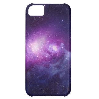 Purple Galaxy iPhone 5C Cases