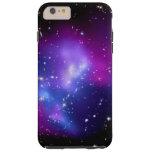 Purple Galaxy Cluster MACS J0717 Space iPhone 6 Plus Case