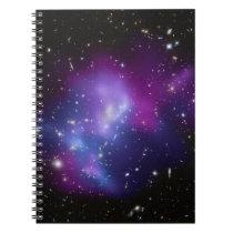 Purple Galaxy Cluster Notebook