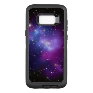 Purple Galaxy Cluster OtterBox Defender Samsung Galaxy S8+ Case
