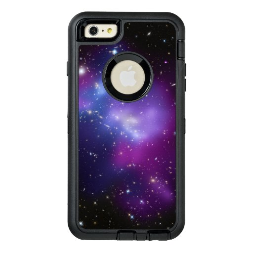 Purple Galaxy Cluster OtterBox iPhone 6/6s Plus Case | Zazzle