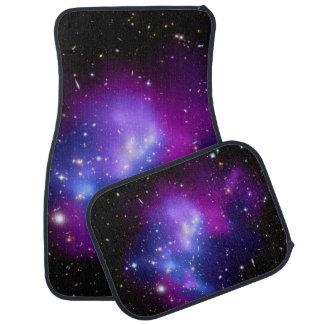 Purple Galaxy Universe Astronomy NASA Space Car Floor Mat