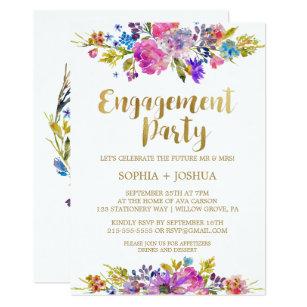 Garden Party Invitations Announcements Zazzle