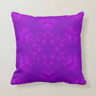 purple geometric pattern based on epitrochoid