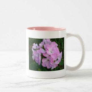 Purple Geraniums Mug