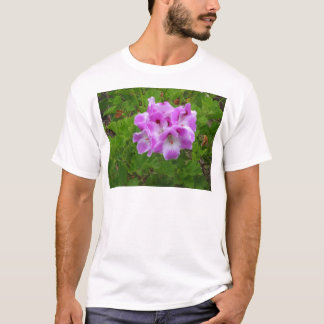 Purple Geraniums T-Shirt