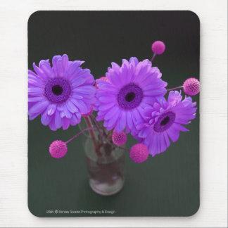 Purple Gerbers Mouse Pad