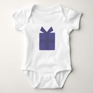 Purple Gift Baby Bodysuit